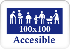 100x100 Accesible